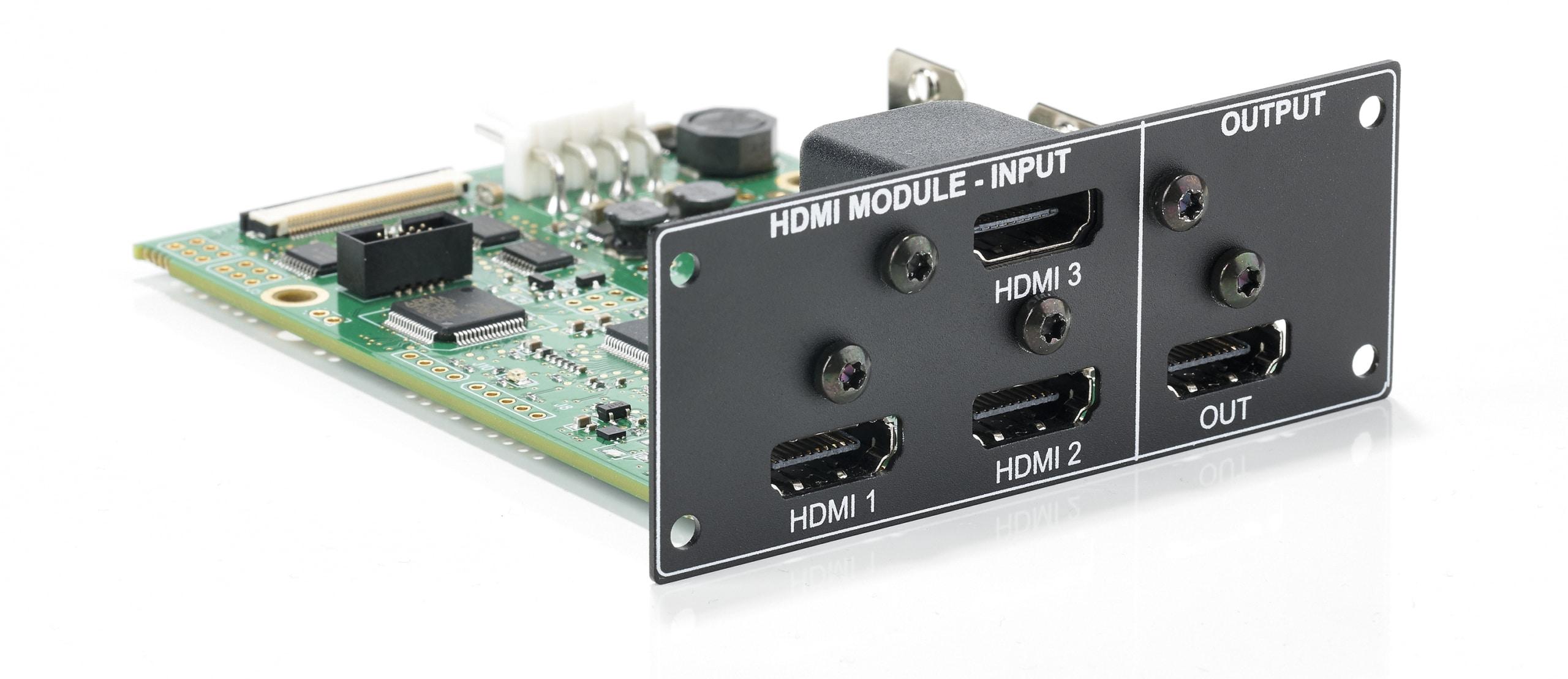 HDMI 4k module