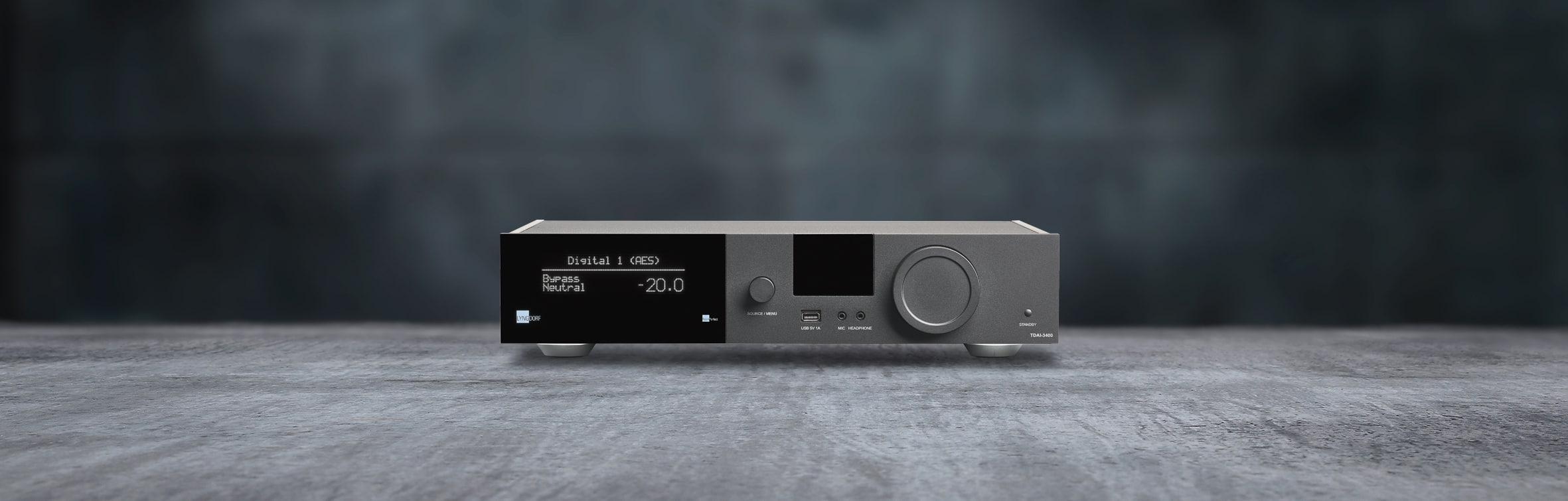 TDAI-3400