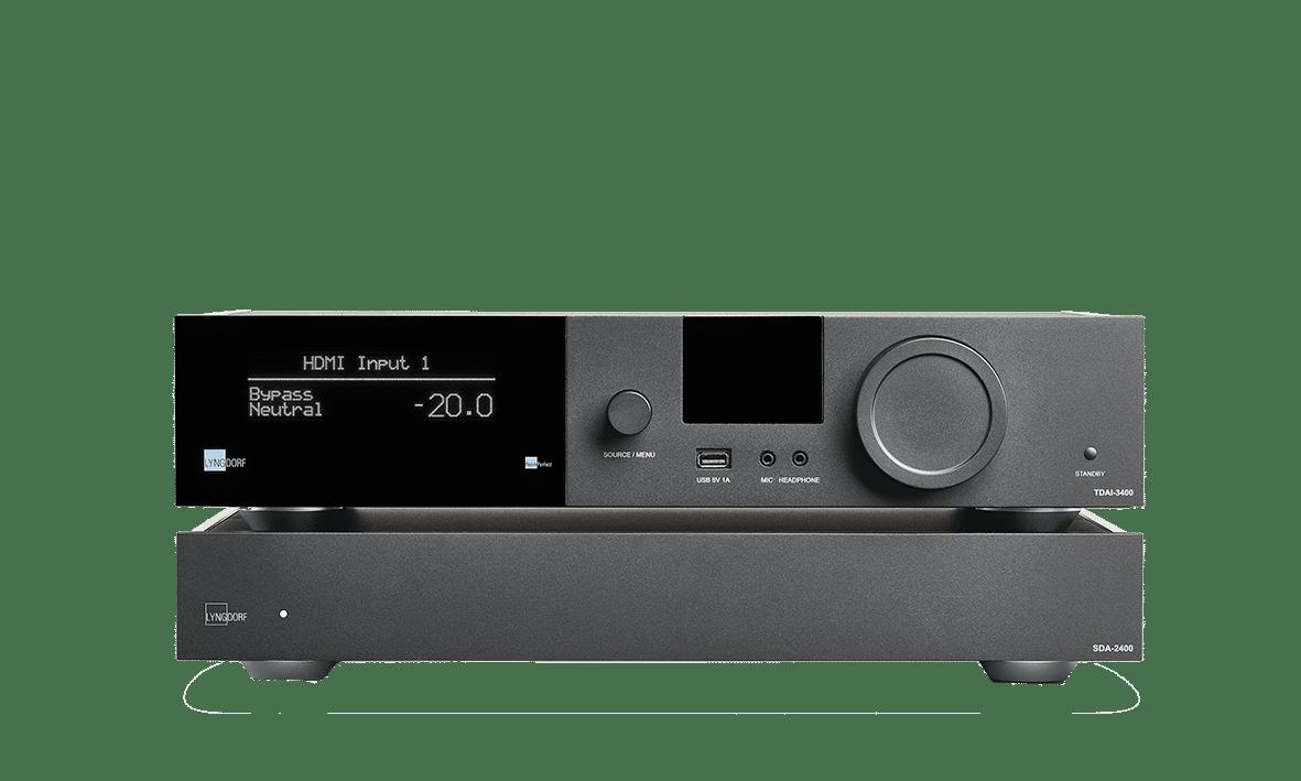 TDAi-3400 and SDA-2400