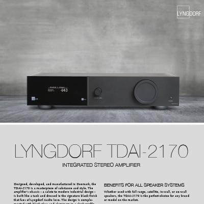 Lyngdorf TDAI-2170 fact sheet