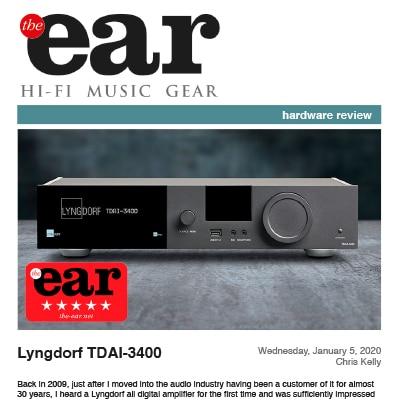 Reviews of TDAI-3400