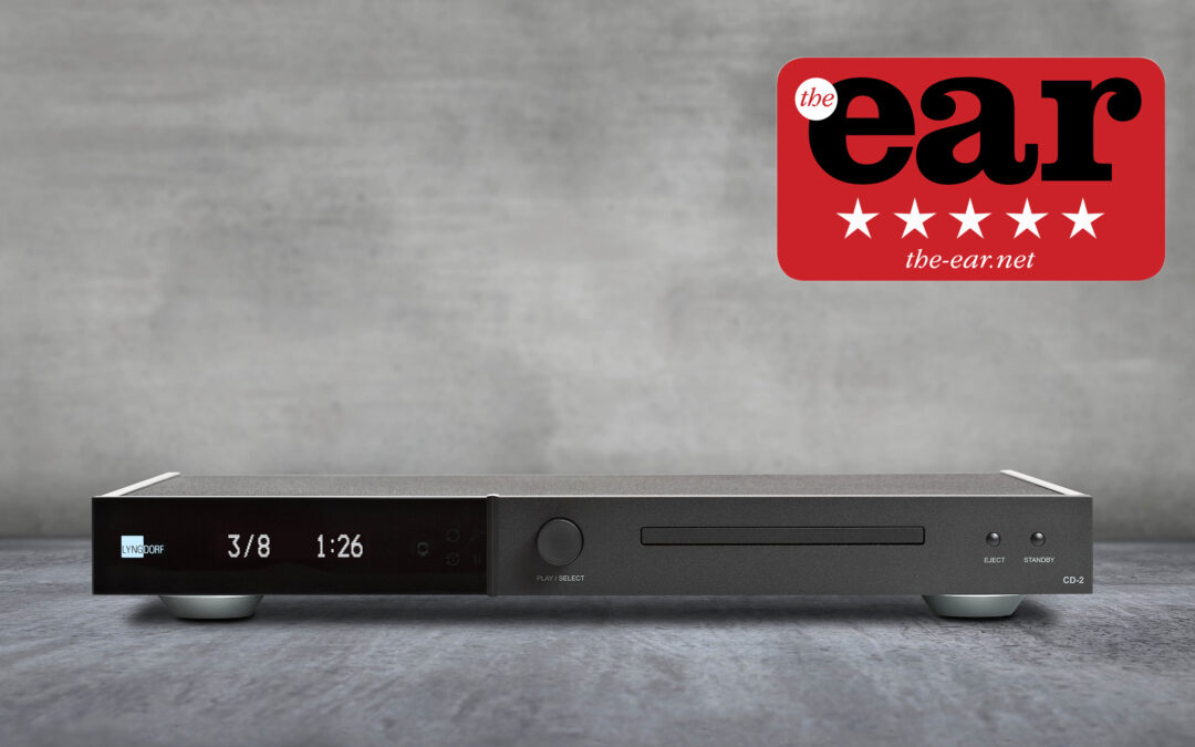 The Ear 對 CD-2 的評論