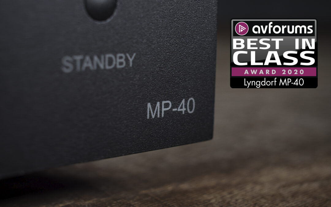 MP-40 榮獲「同類最佳」獎