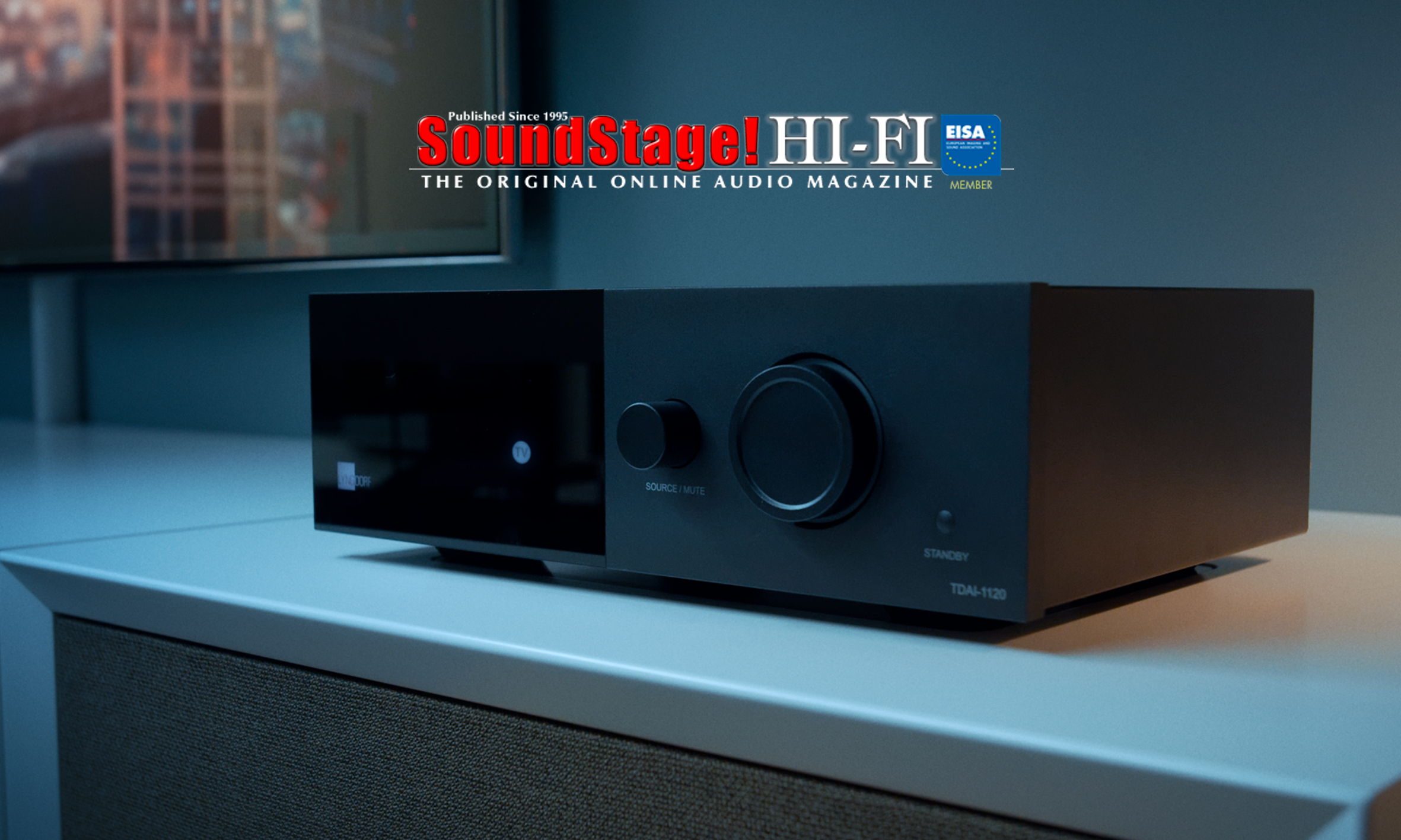 TDAI-1120 streaming amplifier