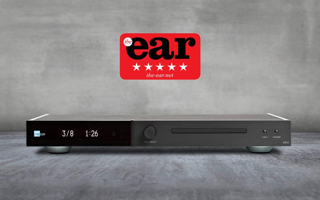 Recenzja odtwarzacza CD-2 od The Ear