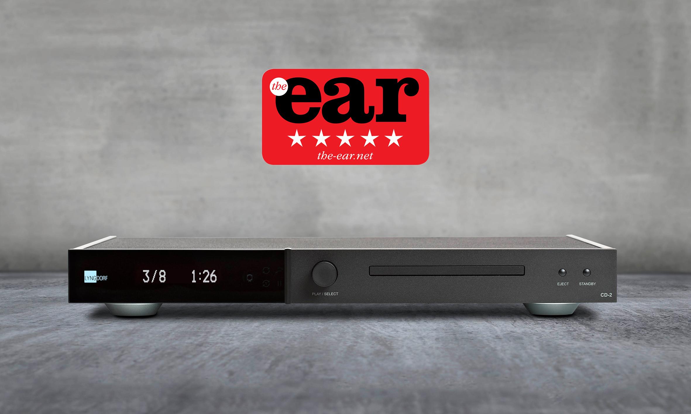 CD-2 on grey background